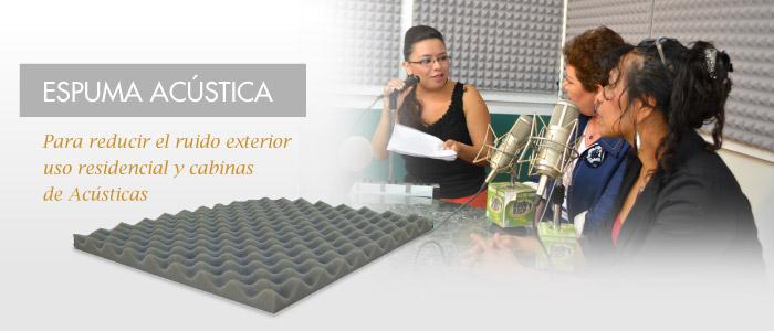 Espuma Acustica